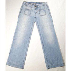 ANN TAYLOR LOFT Straight Leg Jeans 0912E1M